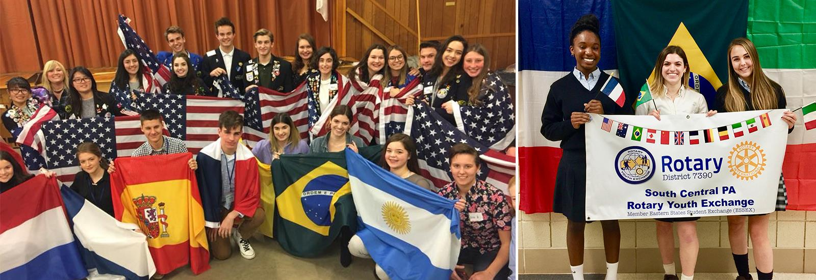 Youth Exchange | District 7390