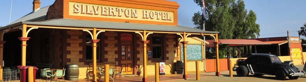 Silverton Hotel Close