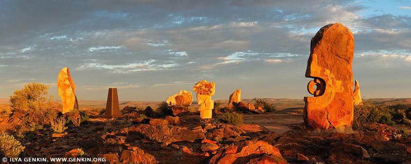 Living Desert Sculptures