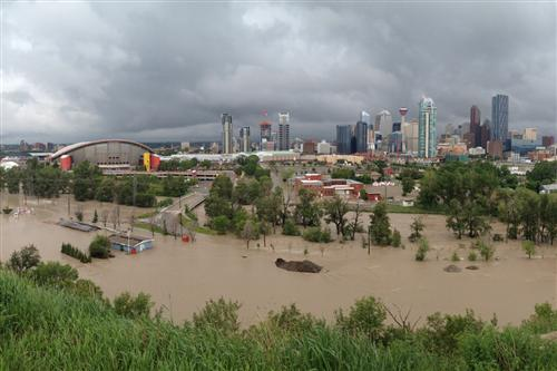 Flood 2013 June Calgary Amp Areas 4 Al Azhar Shriners