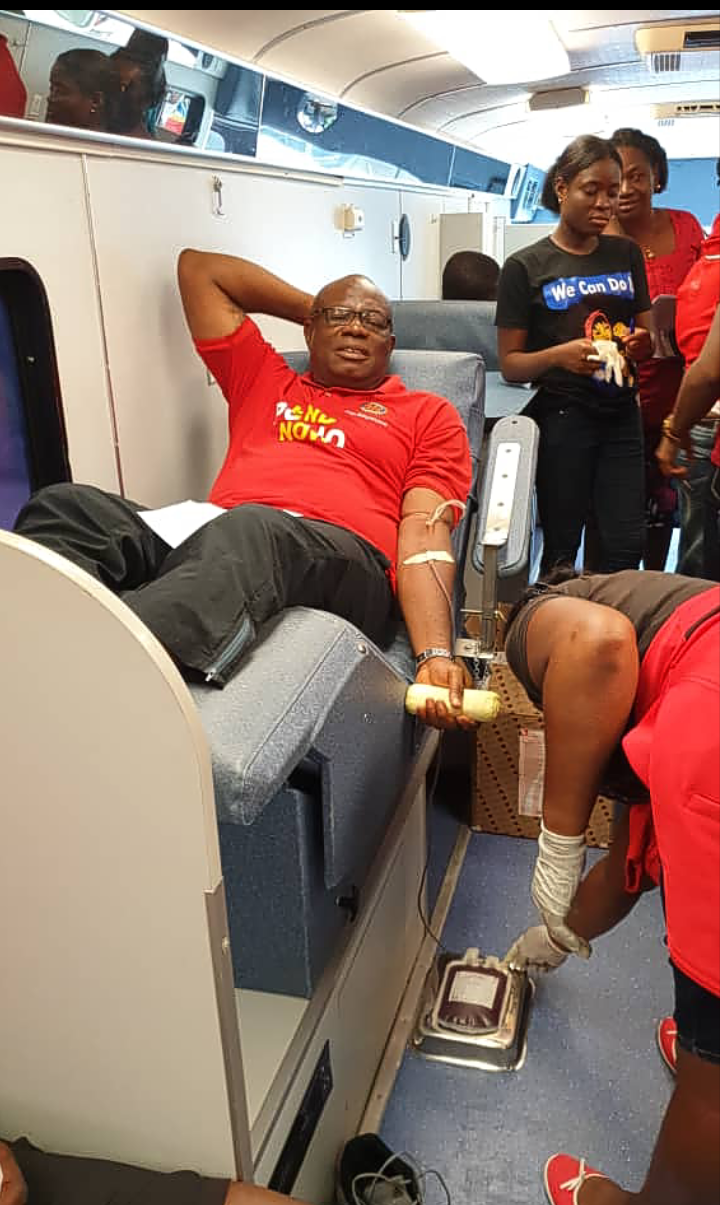 Stories | Global Network for Blood Donation, A Rotarian