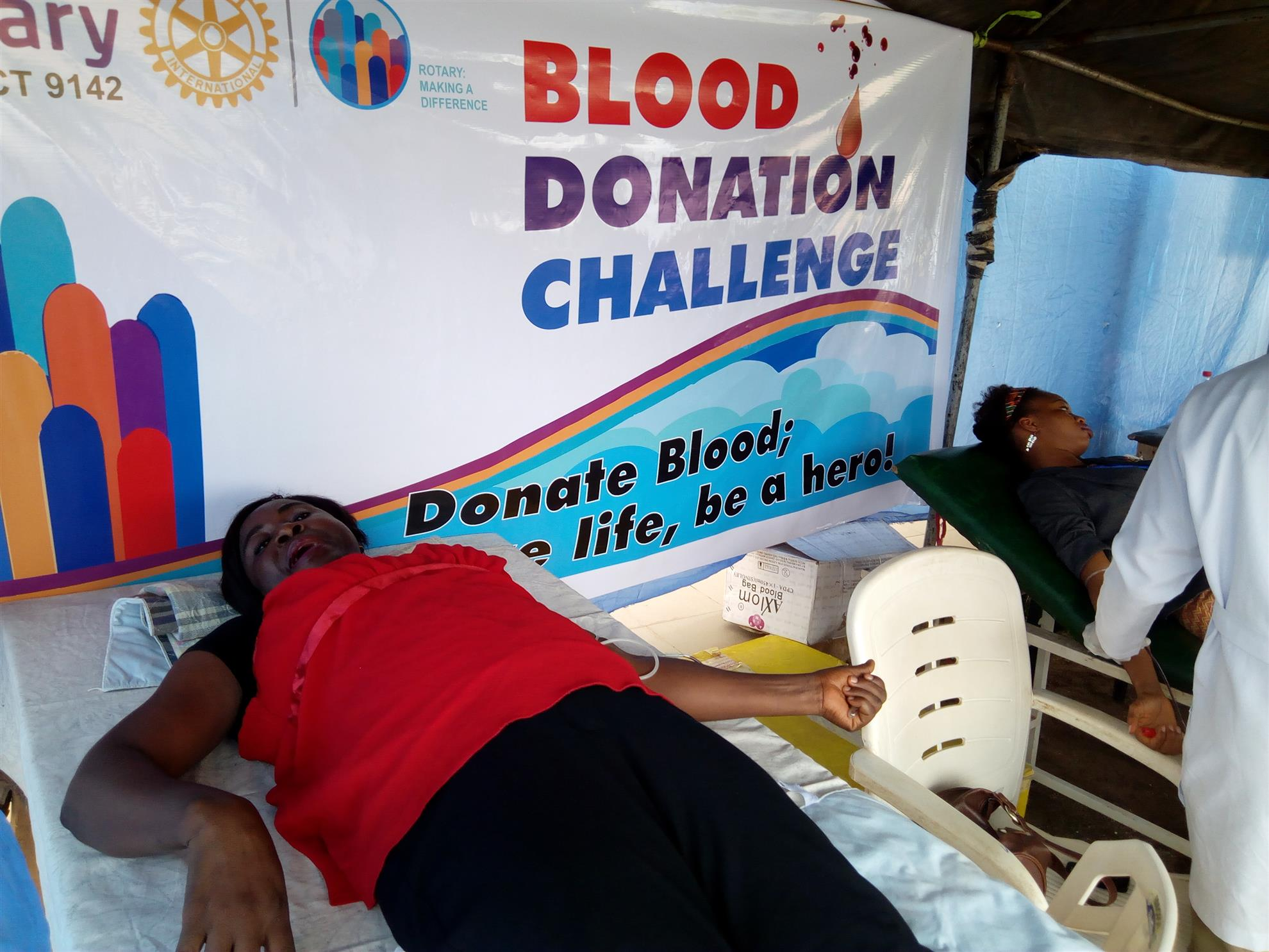 Stories global network for blood donation a rotarian action group district chair on blood donation challenge rid9142nigeria nvjuhfo Image collections