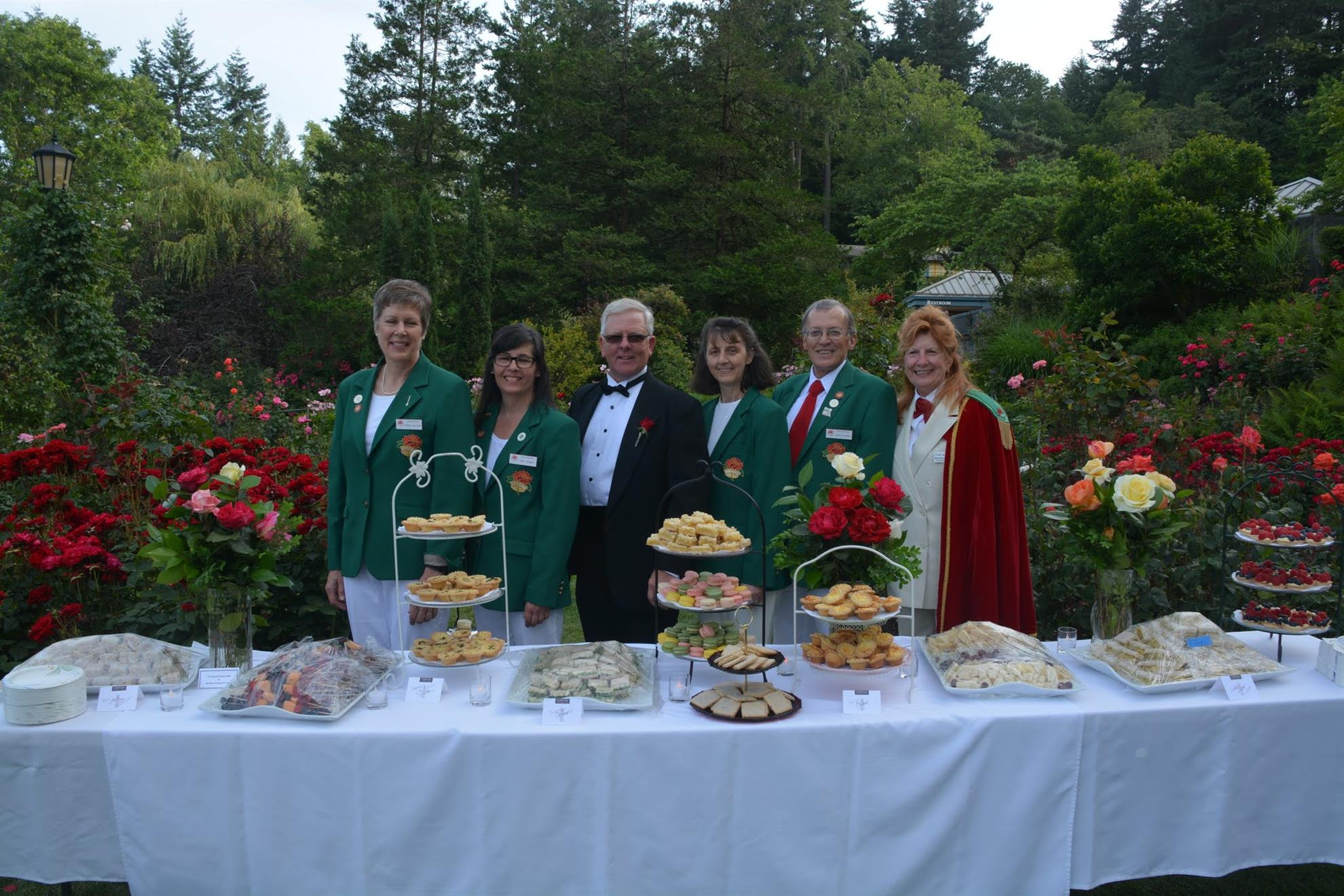 2015 Rose Garden Contest Awards Ceremony | The Royal Rosarians