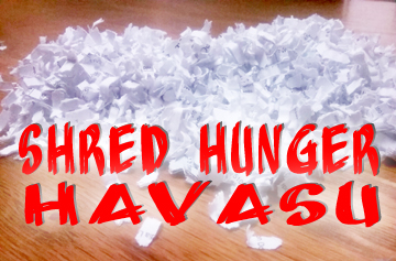 Shred Hunger Havasu