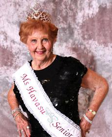 Ms Havasu Senior, Pinky Mills