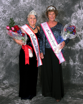 Ms Havasu Senior and Runner Up
