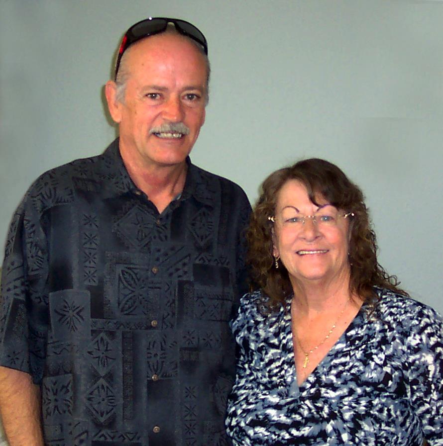 JoAnn Willingham and husband Dennis