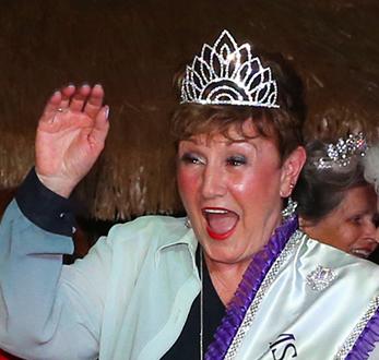 Queen Margie Snyder
