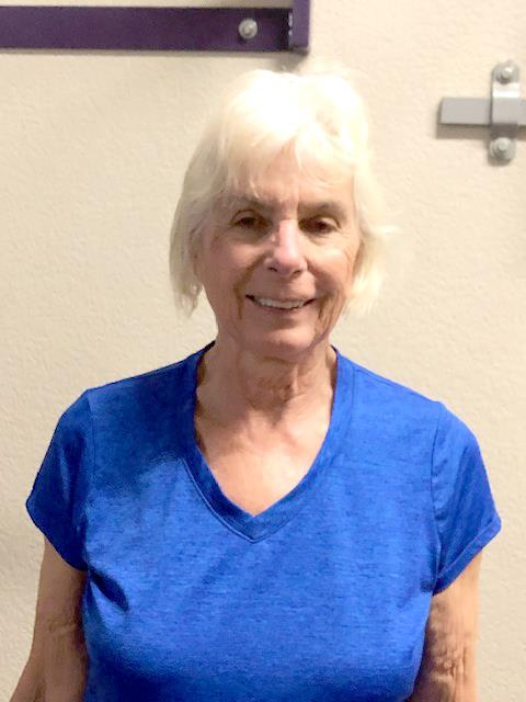 February Walker of the Month Brigitte Wittgren