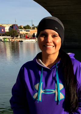 Rachel Hernandez, Walker of the Month, January 2016