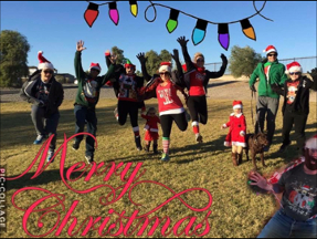 Jingle Bell Walk 2016 Picture