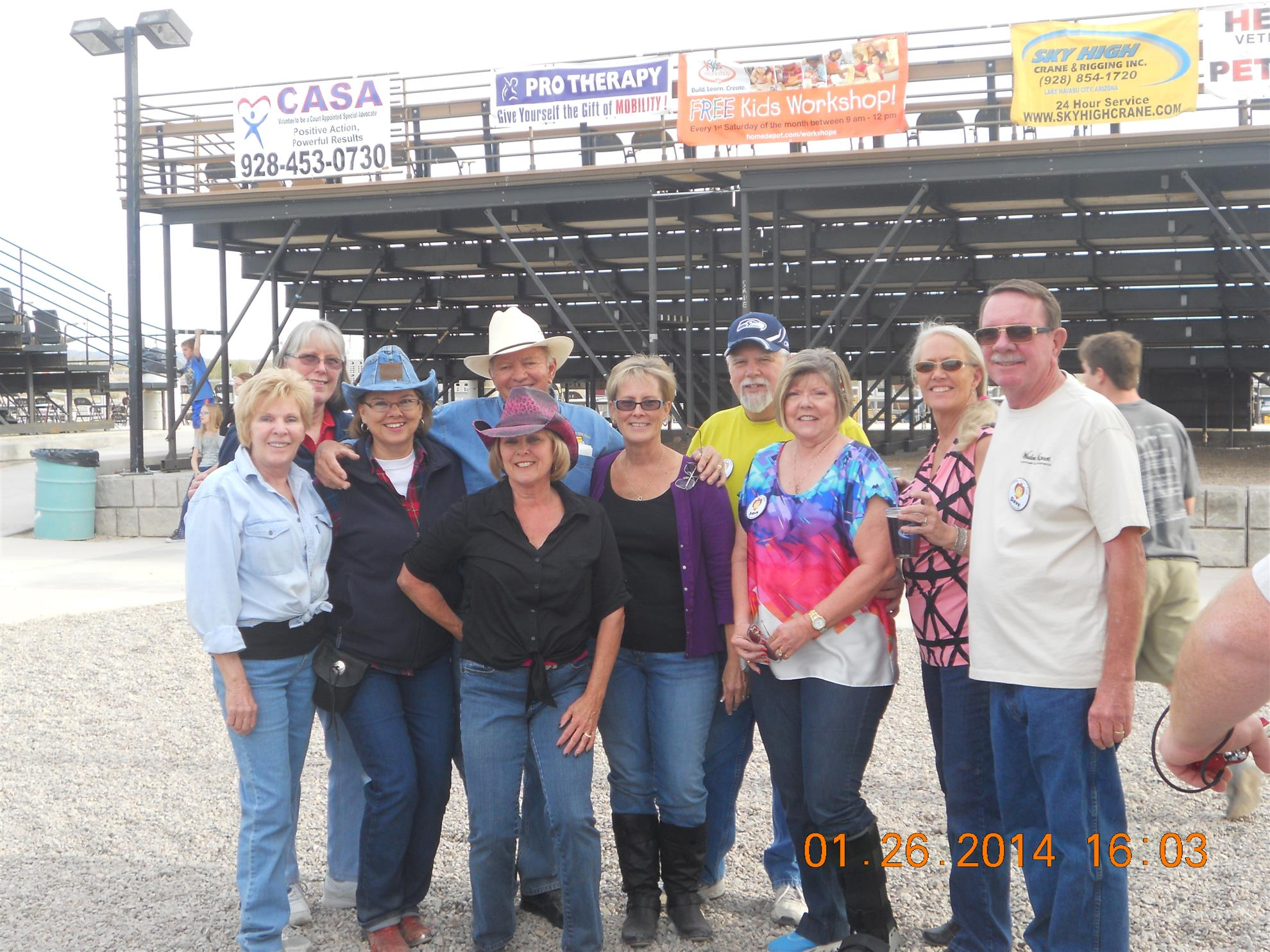 Friends of the Rodeo