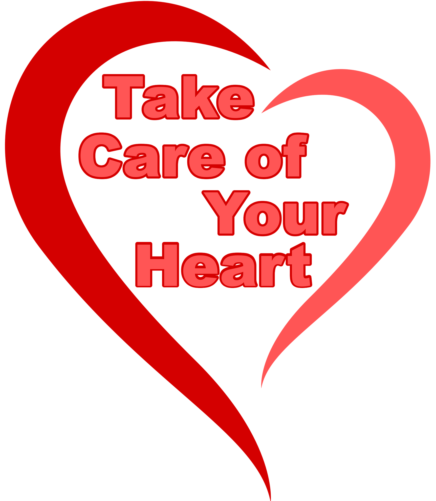 Take Care of Your Heart Logo
