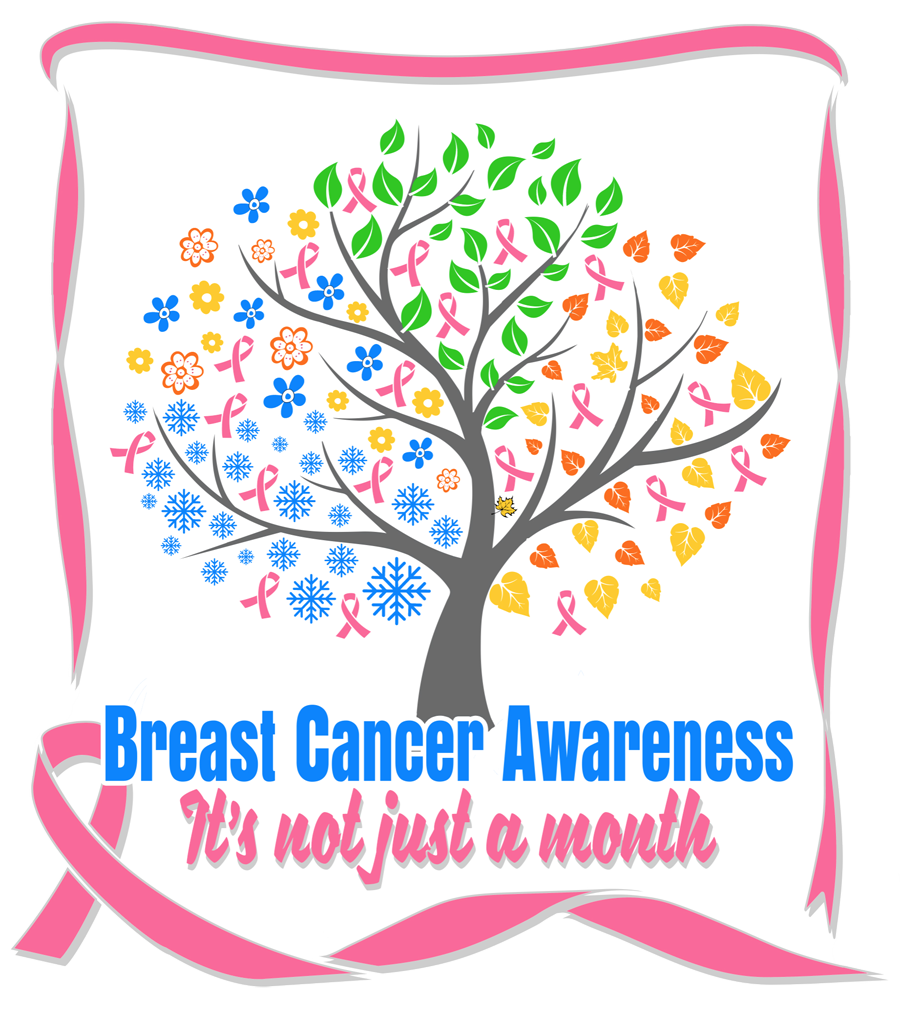 Breast Cancer Awareness Its not just a month