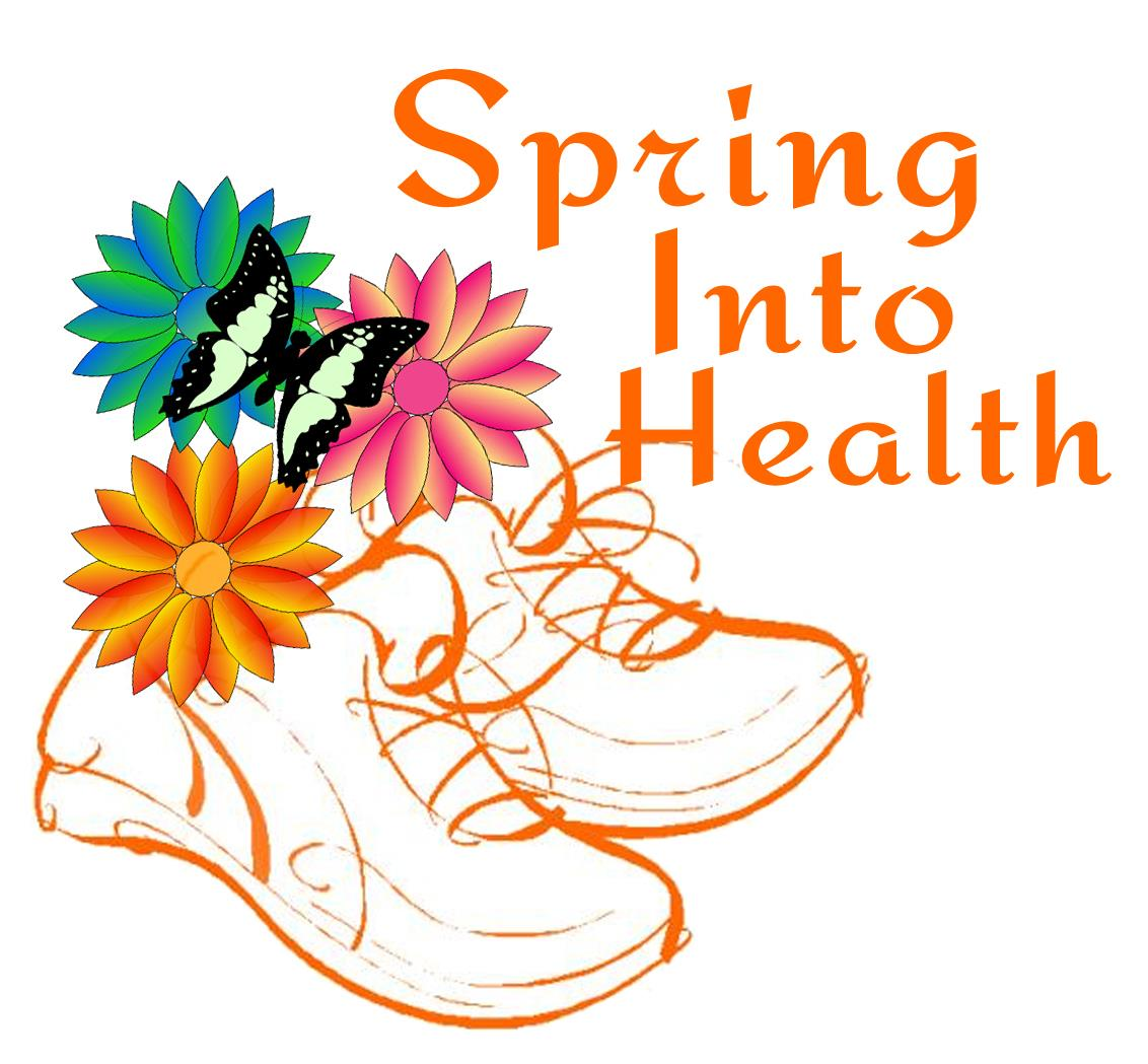Spring into Health Logo