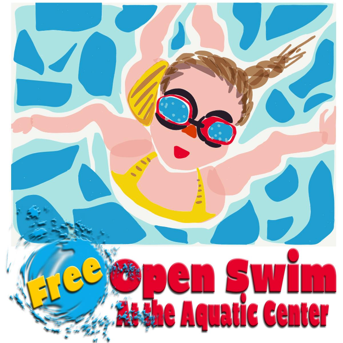 Free Open Swim sponsored by Havasu Health Walk Challenge