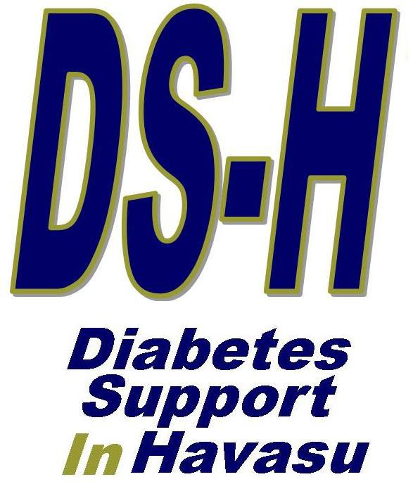 Diabetes Support in Havasu Logo