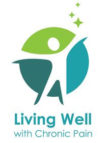 Living well with chronic pain logo