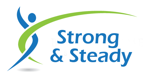 Parkinsons Strong and Steady logo