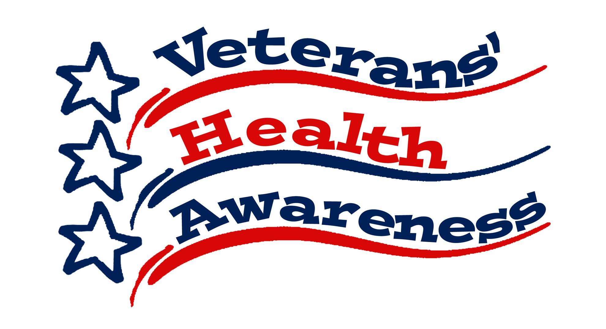 Veterans' Health Awarness Logo