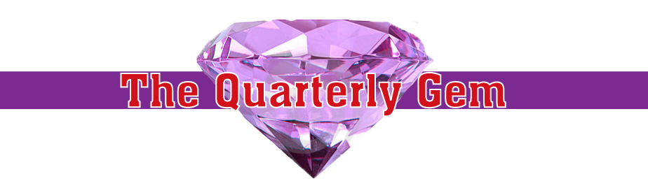 The Quarterly Gem Newsletter Logo