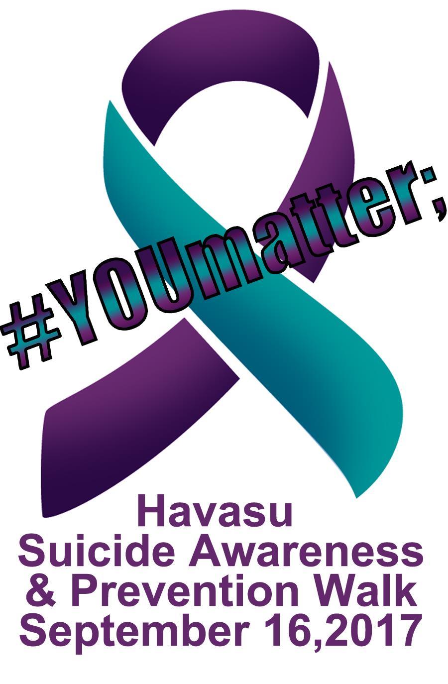 Havasu Suicide Awareness & Prevention Walk
