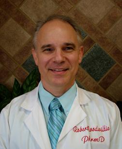 Bob Goodwillie, Pharmacist