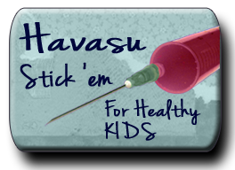Havasu Stick'em for healthy kids