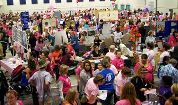 Community Health Fair Photo