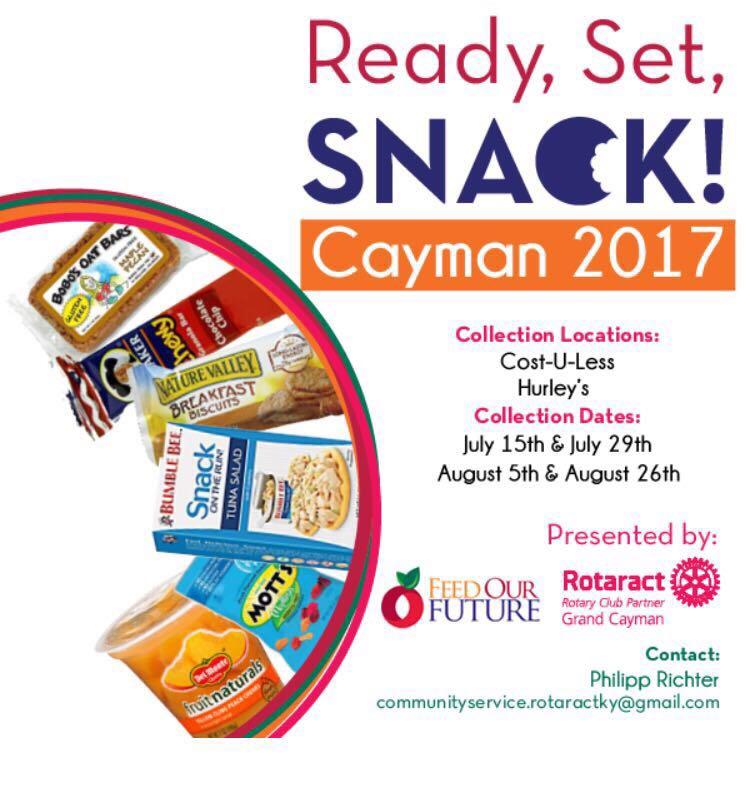 Ready Set Snack 2017  sc 1 st  Rotaract Club of Grand Cayman & Stories | Rotaract Club of Grand Cayman