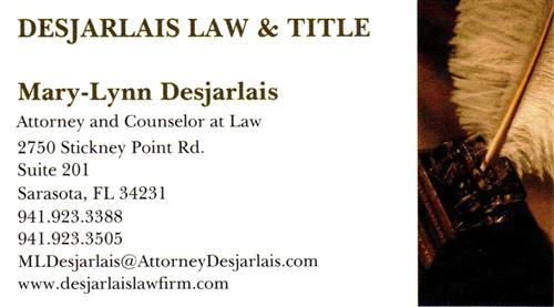 DesJarlais Law & Title