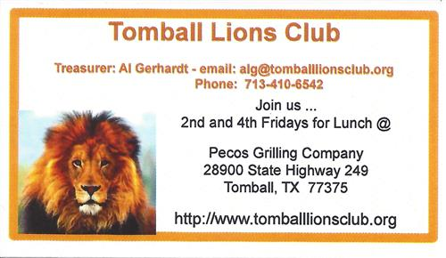 Tomball Lions Club