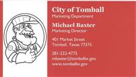 City of Tomball Marketing Director