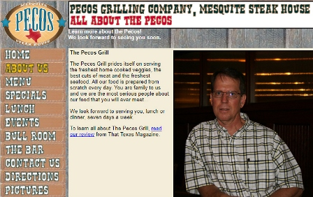 Pecos Grilling Company