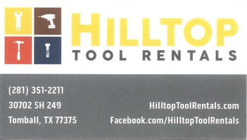 Hilltop Tool & Supply