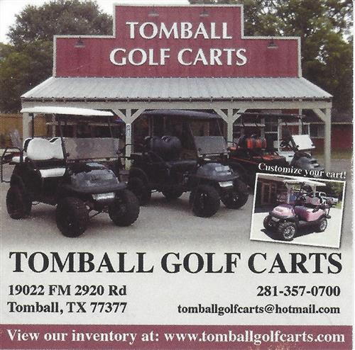 Tomball Golf Carts