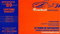 Tomball Auto Glass