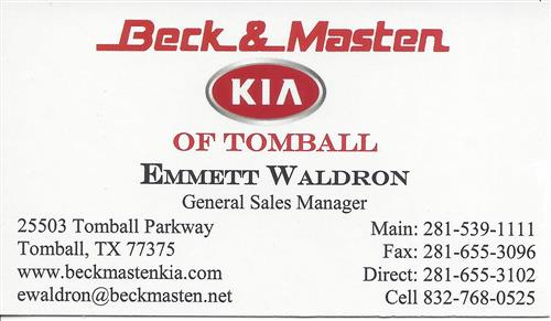 Beck & Masten of Tomball