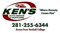 Ken's Auto Repair & Mufflers