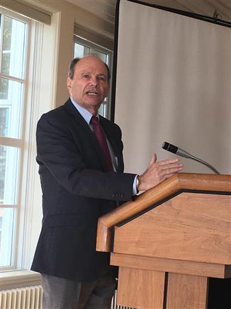 Steve Kaplan- Attorney and Innocent Project Award Winner