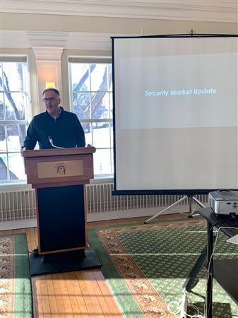 Darren Klum, Founder Secured 2