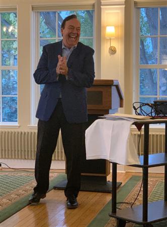 Joe Schmit- KSTP Sports and Motivational Speaker