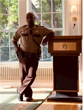 Lt. Willis Jaycox- Hennepin County Sheriff's Office