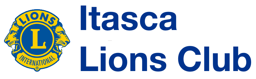 Lions Club of Itasca logo