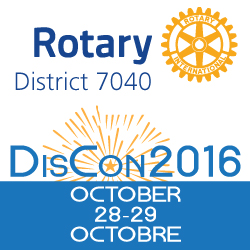 Rotary District Conference 7040