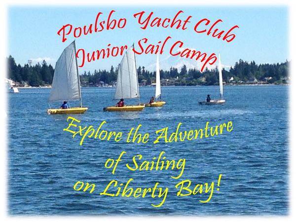 Sailing Liberty Bay