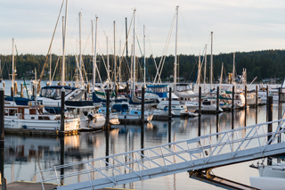 Poulsbo Yacht Club Moorage