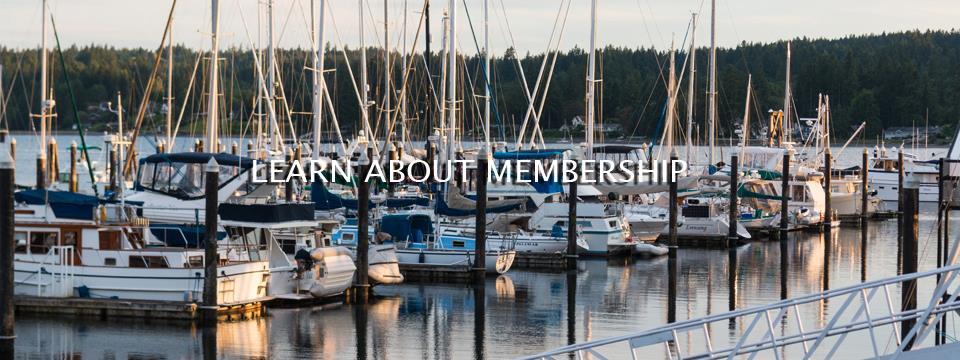 Poulsbo Yacht Club Marina