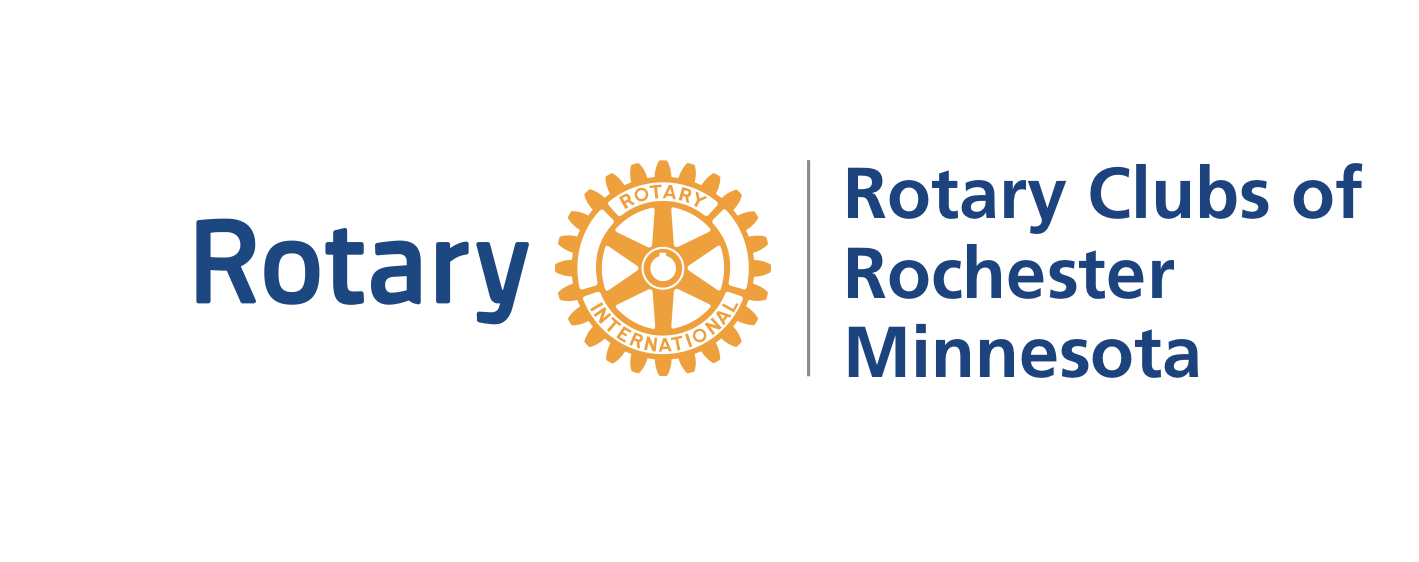 Rochester Rotary Clubs logo