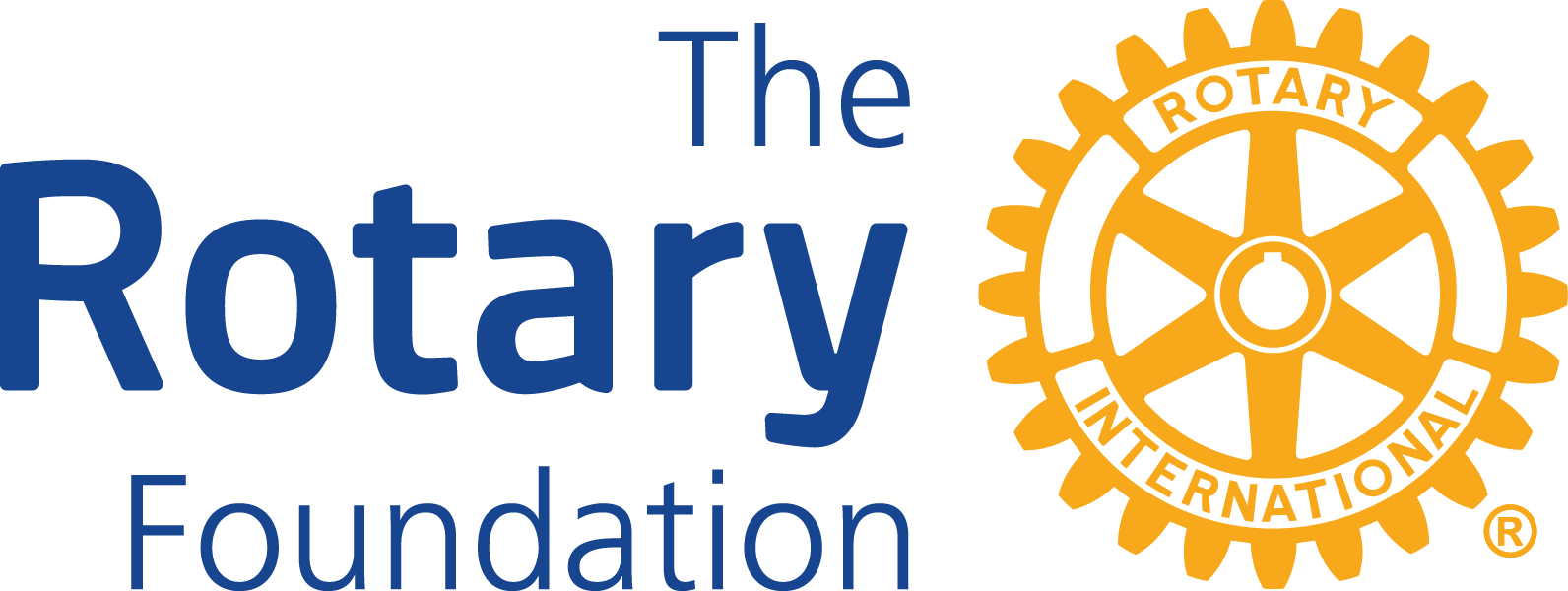 FM Rotary Foundation logo